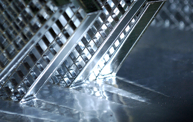 Surface treatment - Staco Grating technlogy